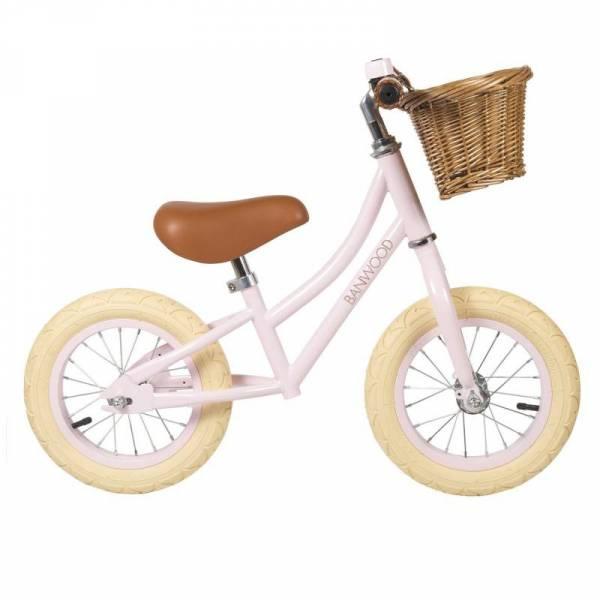 Vintage Laufrad First Go! - Rosa