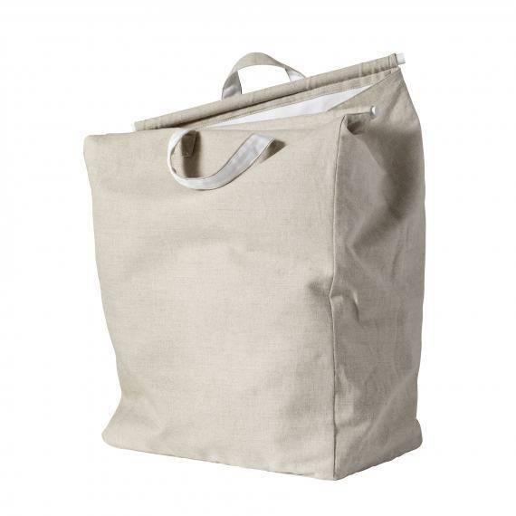 Wäschesack - Grau für Seaside Wickelkommode
