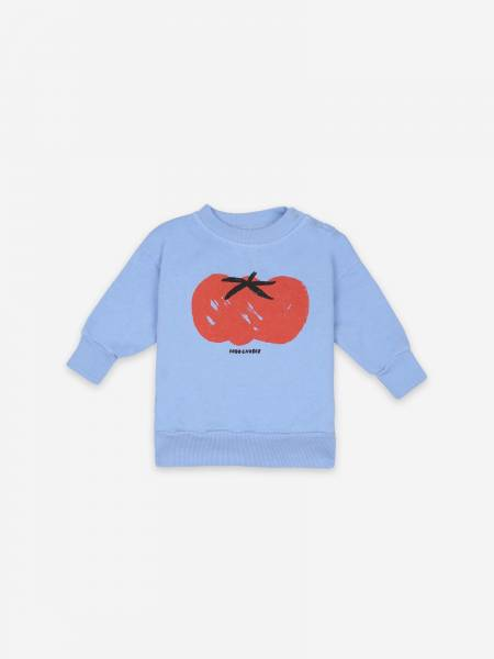 Baby Sweatshirt Tomato