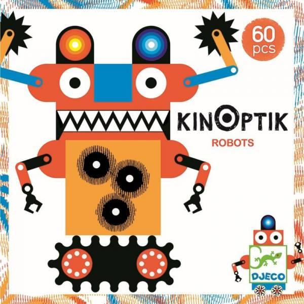 Kinoptik Roboter - 60 Teile