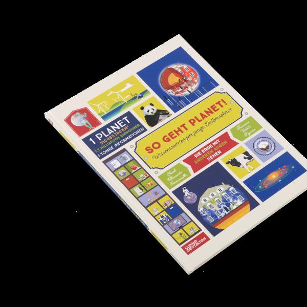 Kinderbuch - So geht Planet