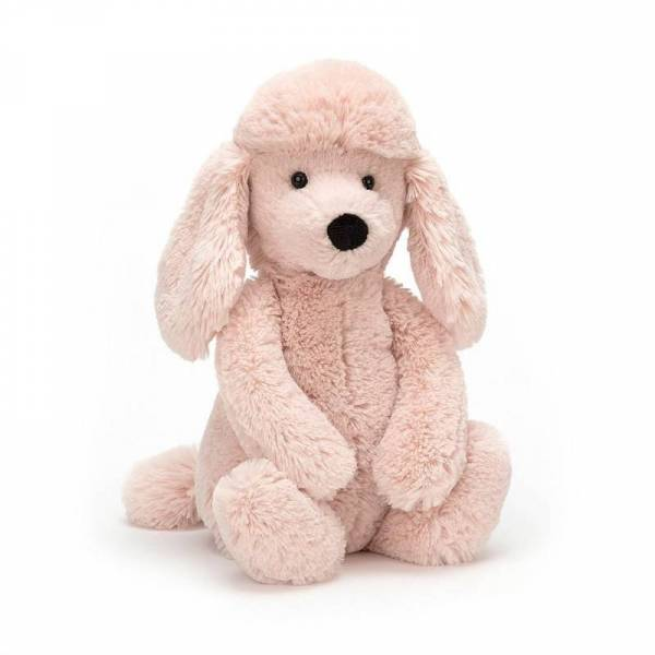 Stofftier Pudel Bashful Poodle Small - H18cm