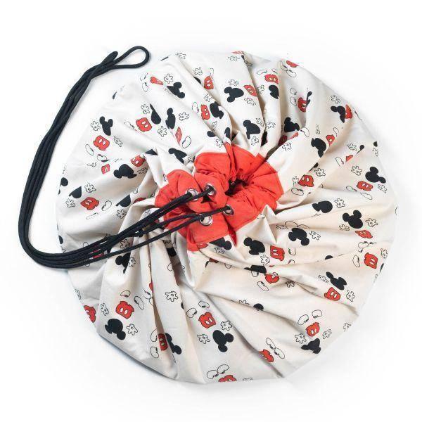 Spielzeug-Sack und Spiel-Decke - Mickey Cool