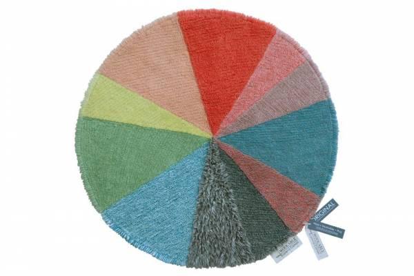 Teppich Woolable Rug Pie Chart Ø120cm