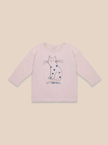 Baby Long Sleeve T-shirt Cat